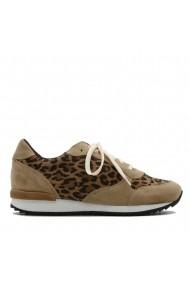 Pantofi sport Nappo sneakers din piele naturala