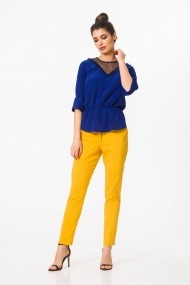 Pantaloni conici Dames Topaz cu buzunare DP012