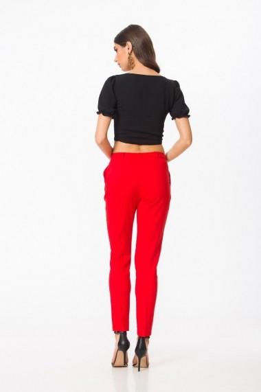Pantaloni conici Dames Rubin cu buzunare DP012R