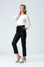 Pantaloni drepti Dames DP090N Negru