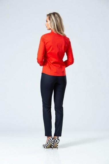Pantaloni drepti Dames DP091N Bleumarin