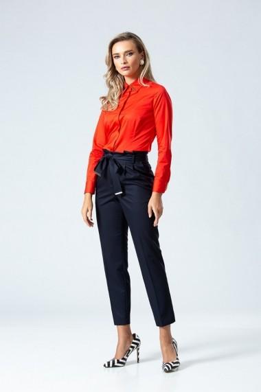 Pantaloni drepti Dames DP090 Bleumarin
