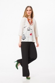 Bluza casual Kiss Me M1095