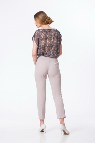 Pantaloni Dames A819G Gri