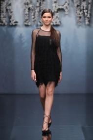 Rochie Dames SR01 Negru