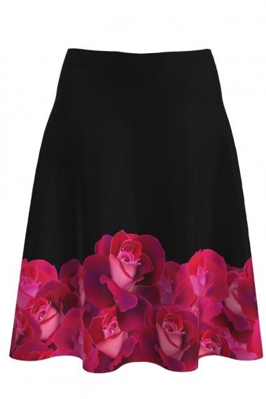 Fusta Dames A817Y28 Floral