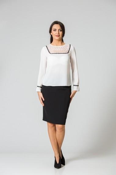 Bluza Dames eleganta cu dantela DM101