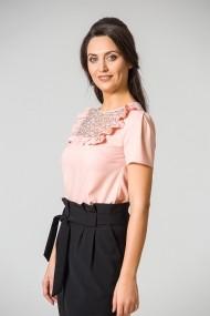 Bluza eleganta cu dantela DM122