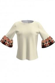 Bluza cu imprimeu digital de martisor C268M14