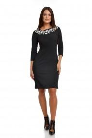 Rochie Dress To Impress R18N Neagra