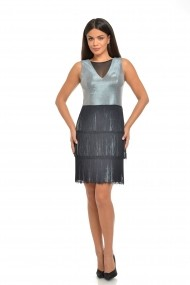 Rochie Dress To Impress R05 Argintie