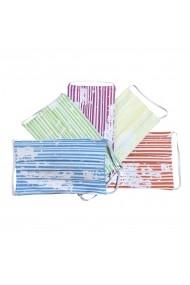 Set 5 buc masca de protectie fata reutilizabila multicolor
