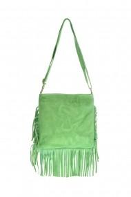 Geanta de umar Carolina di Rosa CR6336Verde Verde
