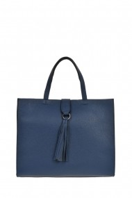 Geanta Tote Patrizia Lucchini PL0463Blu Albastru