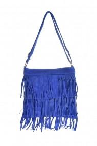 Geanta de umar Patrizia Lucchini PL6334Blu Albastru