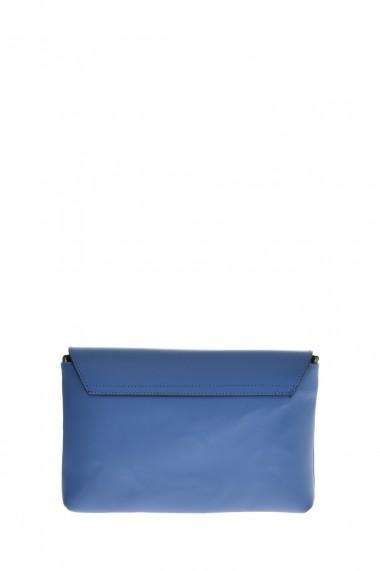 Geanta de umar Patrizia Lucchini PL6367Blu Albastru