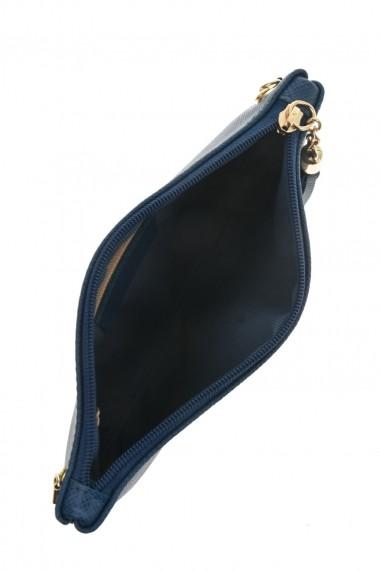 Geanta de umar Patrizia Lucchini PL0748Blu Albastru