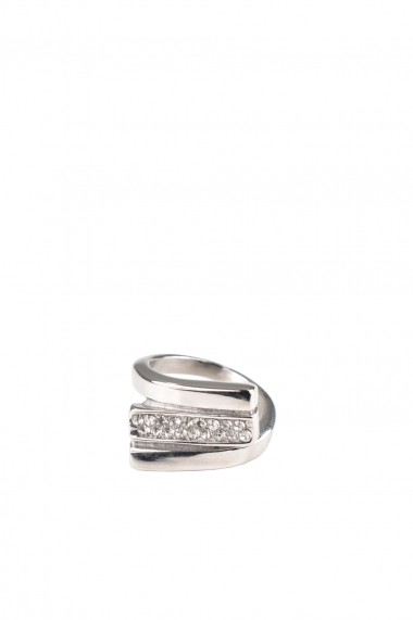 Inel COAL R1104049S Argintiu