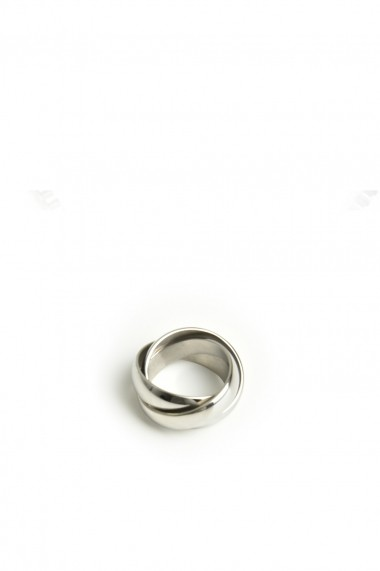 Inel COAL R1104102L Argintiu