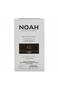 Vopsea de par permanenta 4.0 Saten Noah 140 ml