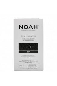 Vopsea de par permanenta 1.0 Negru Noah 140 ml