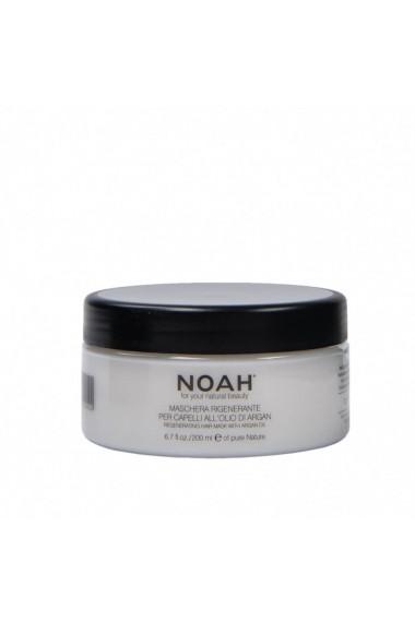 Masca regeneranta cu ulei de argan pentru par foarte uscat(2.3) Noah 200 ml