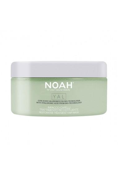 Masca tratament pentru par cu acid hialuronic pentru regenerare - Yal  Noah  200 ml