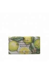 Sapun vegetal cu flori de bergamota Florinda 100 g La Dispensa