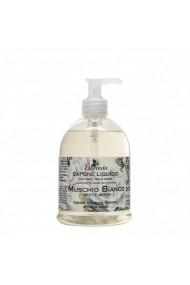 Sapun lichid vegetal hidratant cu mosc alb si ulei de Jojoba Florinda 500 ml La Dispensa