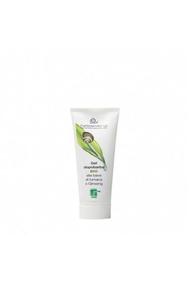 After shave gel cu extract de melc BIO Helidermina La Dispensa 100 ml