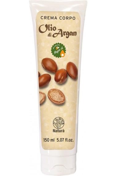 Lotiune de corp nutritiva cu ulei de argan La Dispensa 150 ml