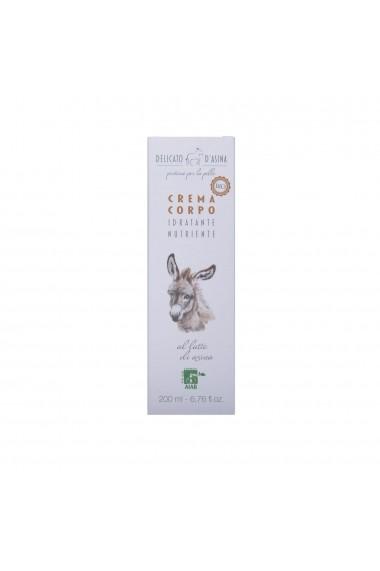 Crema de corp cu lapte de magarita BIO La Dispensa 200 ml