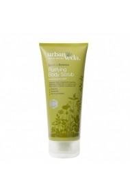 Exfoliant pentru corp cu ulei de neem organic Purifying Urban Veda 200 ml