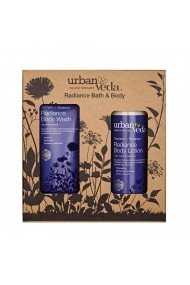 Set cadou Radiance Bath & Body Urban Veda