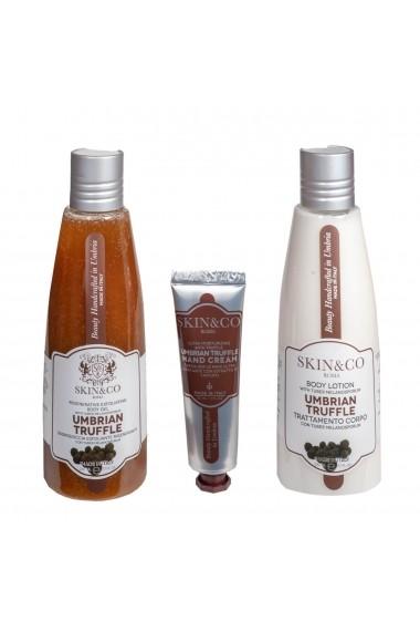 Set ingrijire corporala Umbrian Truffle Skin&Co Roma