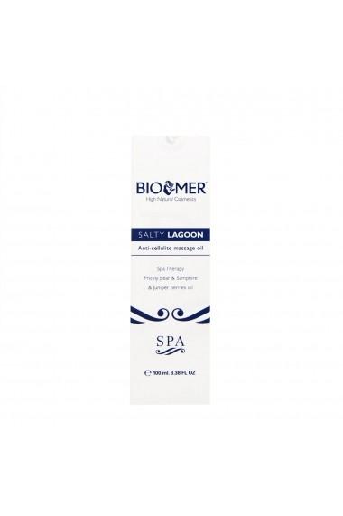 Ulei de masaj anticelulitic Salty Lagoon SPA Therapy Bio Mer 100 ml