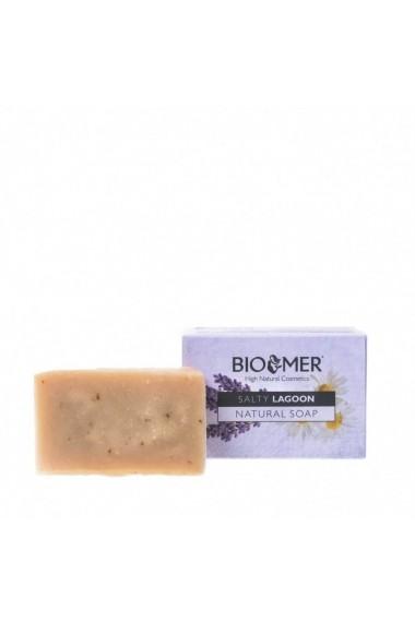 Sapun natural hidratant pentru ten sensibil cu Aloe Vera BIO Bio Mer 90g