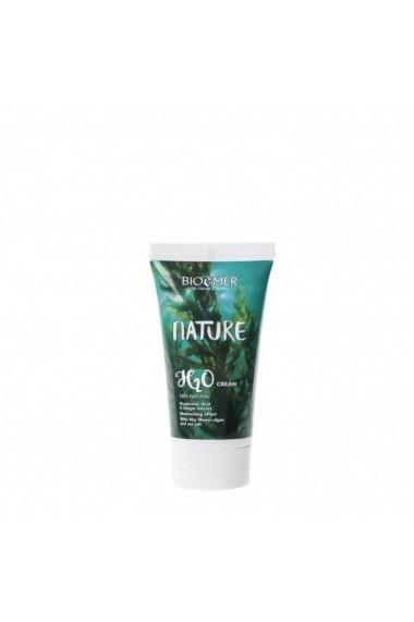 Crema hidratanta cu Acid Hialuronic H2O Nature Bio Mer 50 ml