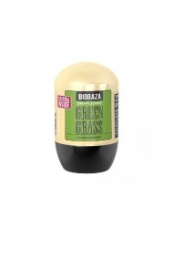 Deodorant natural barbati GREEN GRASS (lemon grass)  Biobaza  50 ml