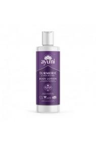 Lotiune de corp cu Turmeric & Unt de Shea  Ayumi  250 ml