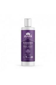 Gel de dus cu Turmeric & Ulei de Argan  Ayumi  250 ml
