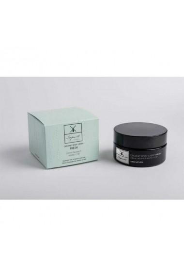 Crema organica de corp Fresh  15ml  Soapmill