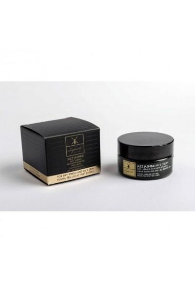 Crema de fata JAZZ Iasomie anti-rid  hidratare 24h  50ml  Soapmill