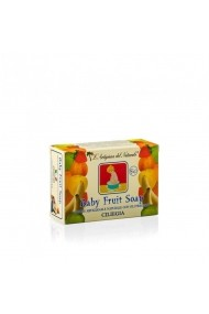 Sapun natural Cherry pentru copii   100 g Laboratorio Naturale