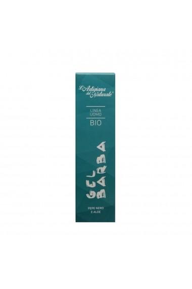 Gel de ras BIO  pentru barbati  Laboratorio Naturale  150 ml
