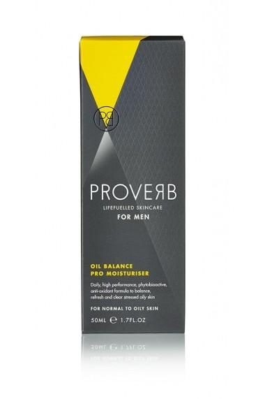 Crema pro hidratanta pentru barbati Oil balance  50 ml  Proverb
