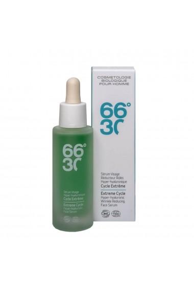 Ser Facial Antiaging pentru reducerea ridurilor  BIO  66-30  30 ml