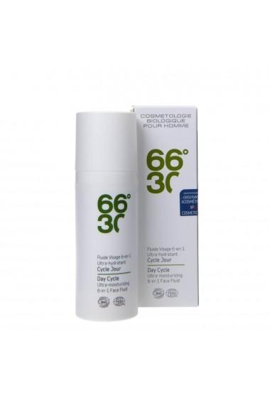 Emulsie Ultra-hidratanta pentru fata  6-in-1  BIO  66-30  15 ml