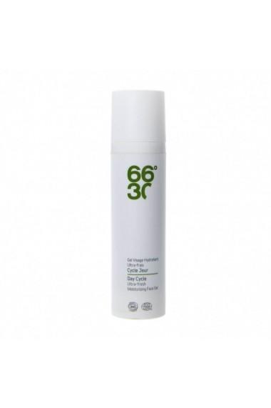 Gel Hidratant Ultra Fresh pentru fata BIO  66-30  75 ml