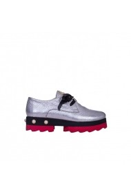 Pantofi Oxford Joyas JOY-P259 Emilie Argintii